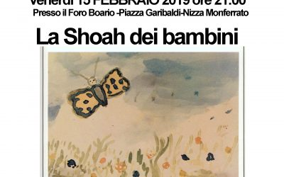 La Shoah dei Bambini – Nizza Monferrato, 15 Febbraio
