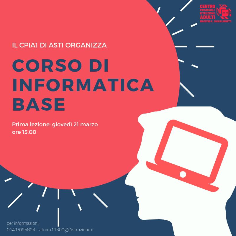 Corso di Informatica base