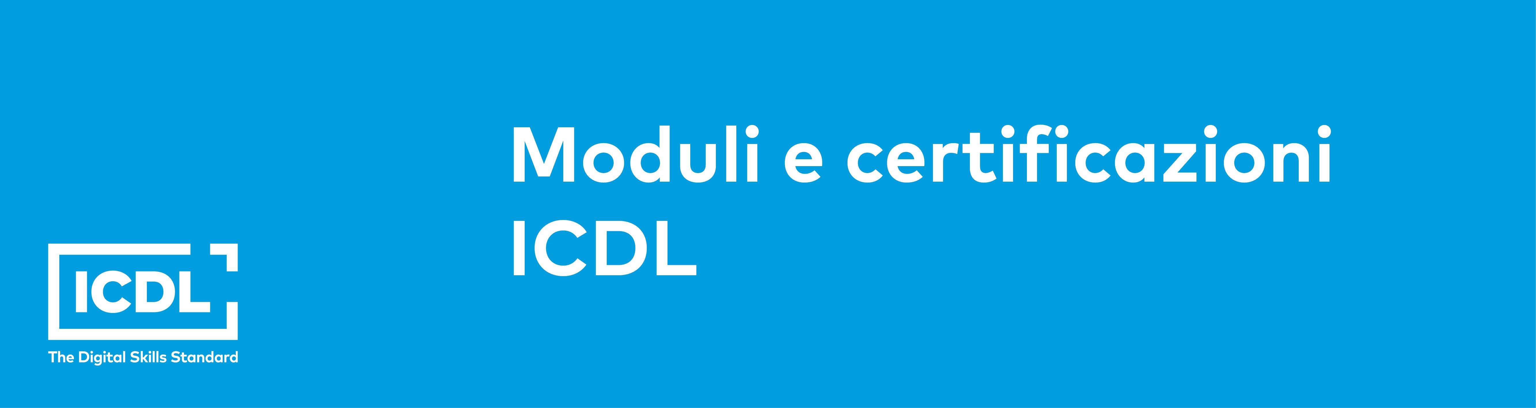 Certificazioni ICDL