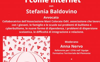 Alfabeti di Cittadinanza – I come Internet – 28 maggio 2021
